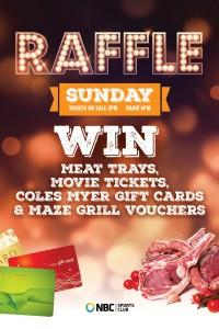 Sunday Raffles