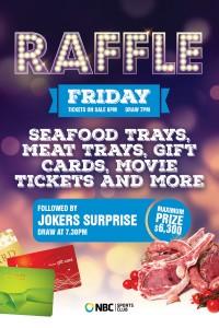 Friday Raffles