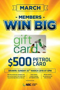 Members Promo March