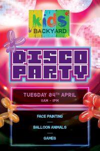 Disco Party 2018