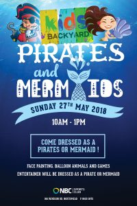 Pirates & Mermaids