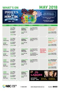What's On May