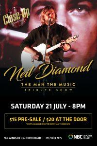 Neil Diamond – The Man The Music