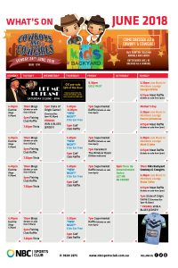 June What's On