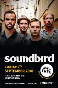 Soundbird – September 2018