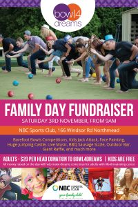 Bowl 4 Dreams Family Fun Day