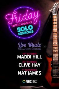 Friday Entertainment