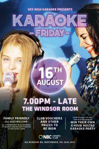 Karaoke Friday